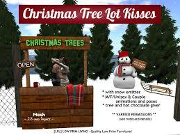 second marketplace tree lot kisses