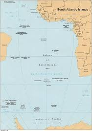 Central America And Caribbean Map by South Atlantic Islands Jpg
