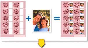 timbres mariage pour timbrer vos faire part de mariage - La Poste Timbre Mariage