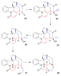 strychnine synthesis woodward part 5 chemical synthesis of