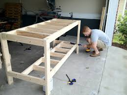 bench work bench design how to build this diy workbench garage
