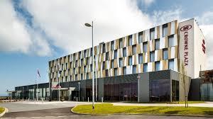 Aberdeen Airport Information Desk Hotel Crowne Plaza Aberdeen Airport In Aberdeen City
