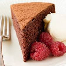 mocha angel food cake