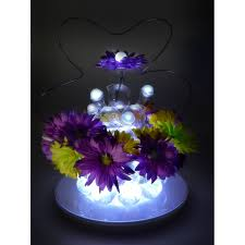 Waterproof Vase Lights Led Lighting Submersible Led Lights Waterproof Longlife Battery