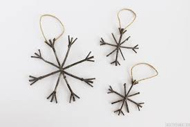 rustic twig ornaments rustic ideas