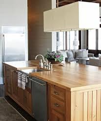 cuisine avec ilot central evier ilot central cuisine avec evier cuisine avec ilot central