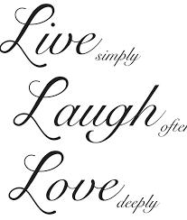 Live Laugh Love | wallpops live laugh love wall decal reviews wayfair