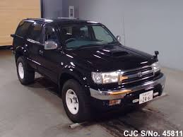 1998 toyota hilux surf 4runner black for sale stock no 45811