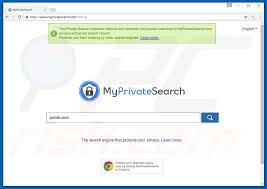 chrome keeps redirecting to https how to get rid of myprivatesearch com redirect virus removal guide