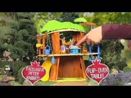 rabbit treehouse rabbit treehouse playset tv ad