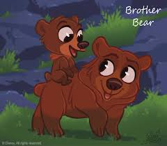50 chibis disney brother bear princekido deviantart