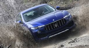 maserati levante blue maserati levante v8 rumoured diesel only for local launch