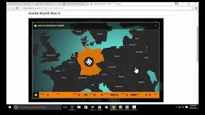 World War 2 Interactive Map by Wwii Interactive Map Youtube