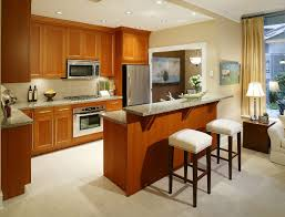 open kitchen plans with island best small space open kitchen plan zach hooper photo