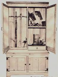 free gun cabinet plans with dimensions free gun cabinet plans