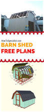 building a gambrel roof 257 best diy barns workshops u0026 sheds images on pinterest