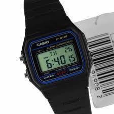Jam Tangan Casio Karet harga casio klasik digital jam tangan pria hitam karet f