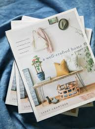 a well crafted home book diy home decor clarkson potter