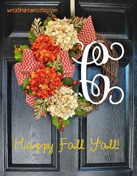 fall wreath ideas 18 fall wreath ideas for your front door homesteading simple