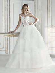 La Sposa Wedding Dresses Fall In Love With La Sposa 2018 Bridal Collection Ruffled