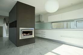 dl850 high efficiency fireplace escea archipro