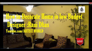how to decorate home cheap interior decorating ideas affordable