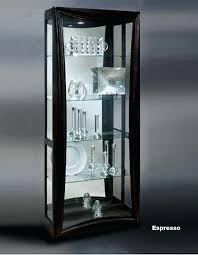 corner curio cabinets for sale black curio cabinet house of designs