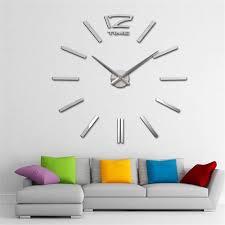 scandinavian wall clock diy wall clocks choice image home wall decoration ideas