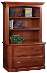 Filing Cabinet Lateral Buckingham Lateral Filing Cabinet With Optional Bookshelf From