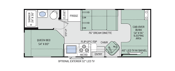 floor plans four winds 23u