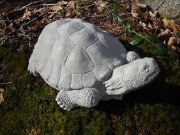 large cement turtle garden concrete statue realistic 13 ebay