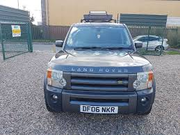 1997 land rover discovery off road 2006 land rover discovery 2 7 tdv6 7 seats 4wd 4x4 off road black