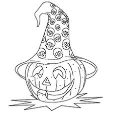 10 free printable halloween pumpkin coloring pages