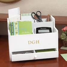 White Desk Organizer 15 And Admirable Desk Organizers Rilane
