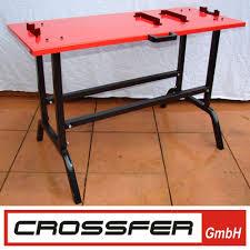 untergestell arbeitstisch für holzspalter und weitere maschinen