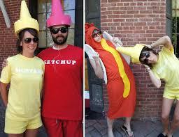 Ketchup Halloween Costume Permanently Disco Halloween Inspiration