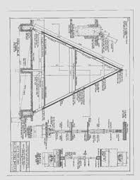 cabin blueprints free free a frame cabin plans blueprints construction documents sds