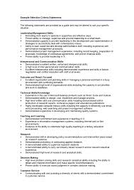 customer service skills resume exle technical skills for a resume sales technical lewesmr