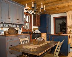 Cincinnati Kitchen Cabinets Distressed Painted Kitchen Cabinets Houzz