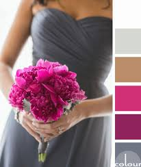Pink And Grey Color Scheme Best 25 Color Fuchsia Ideas On Pinterest Pink Color Pink Stuff