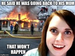 Girlfriend Meme Girl - overly attached girlfriend imgflip