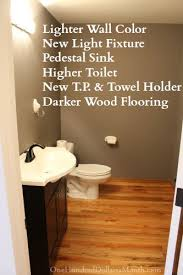 Powder Room Remodel Powder Room Remodel Part One One Hundred Dollars A Month