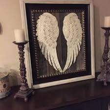 Angel Wing Wall Decor Sparkly Angel Wings Wall Decor Decor Pinterest Angel Wings