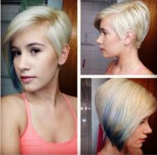 hair that is asymetric in back 40 pretty short haircuts for women short hair styles