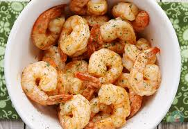 Easy Main Dish - quick and easy cajun shrimp all she cooks