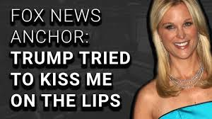info about the anchirs hair on fox news fox news anchor trump tried to kiss me on the lips youtube