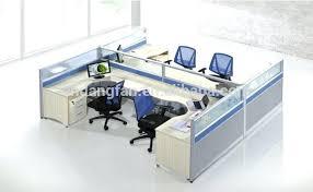 mobilier bureau modulaire mobilier bureau modulaire cf cadre en aluminium bureau travail pour