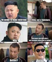 Korea Meme - fuck north korea home facebook