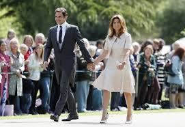 royal watchers flock to get a glimpse of pippa middleton u0027s wedding