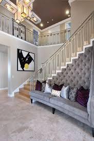 home design diamonds 27 diamonds interior design contemporary staircase orange